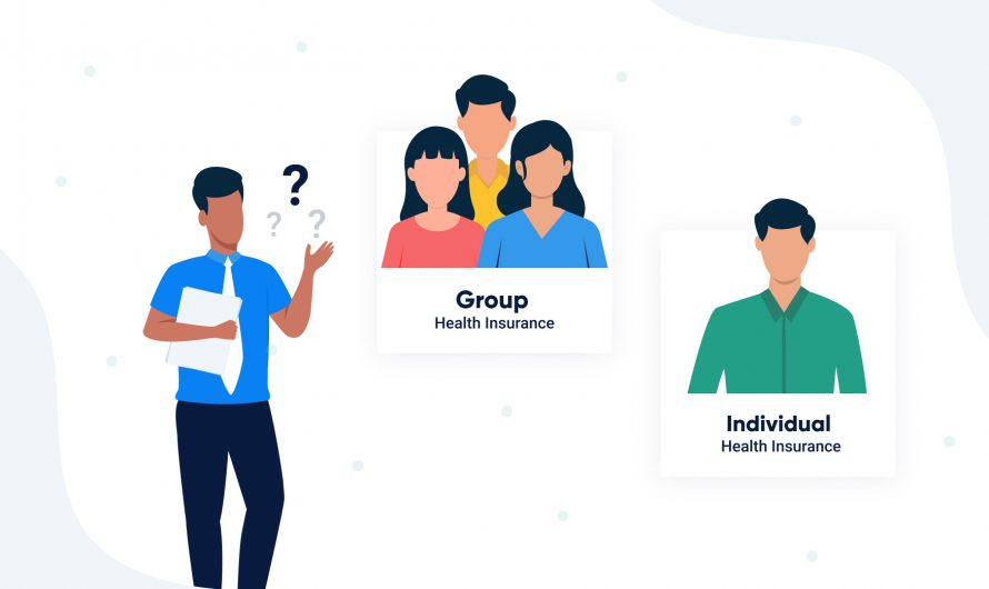 2 Types of Health Insurance Policies: Group and Individual
