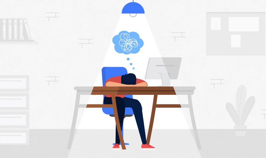 Employee healthcare starts with mental wellness at work