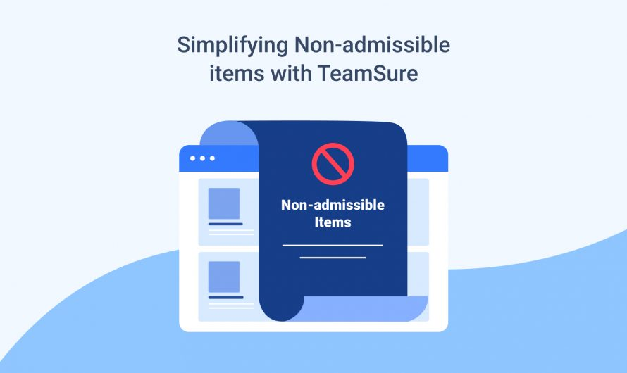 Simplifying Non-admissible Items with your  Onsurity Healthcare Membership