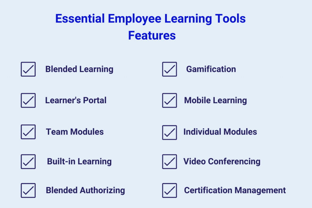 learning tools for employee engagement