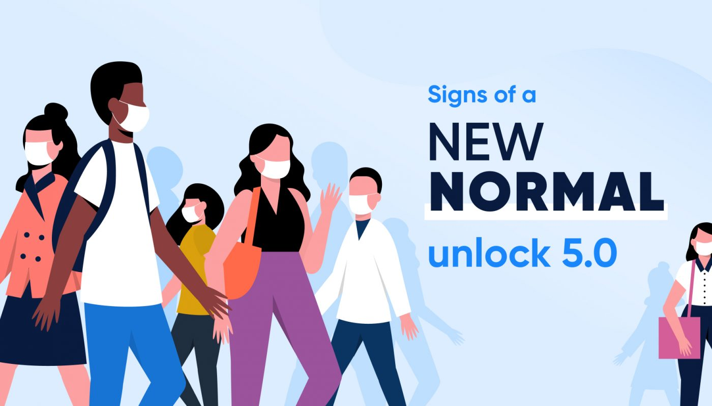 Unlock 5.0 and the new normal