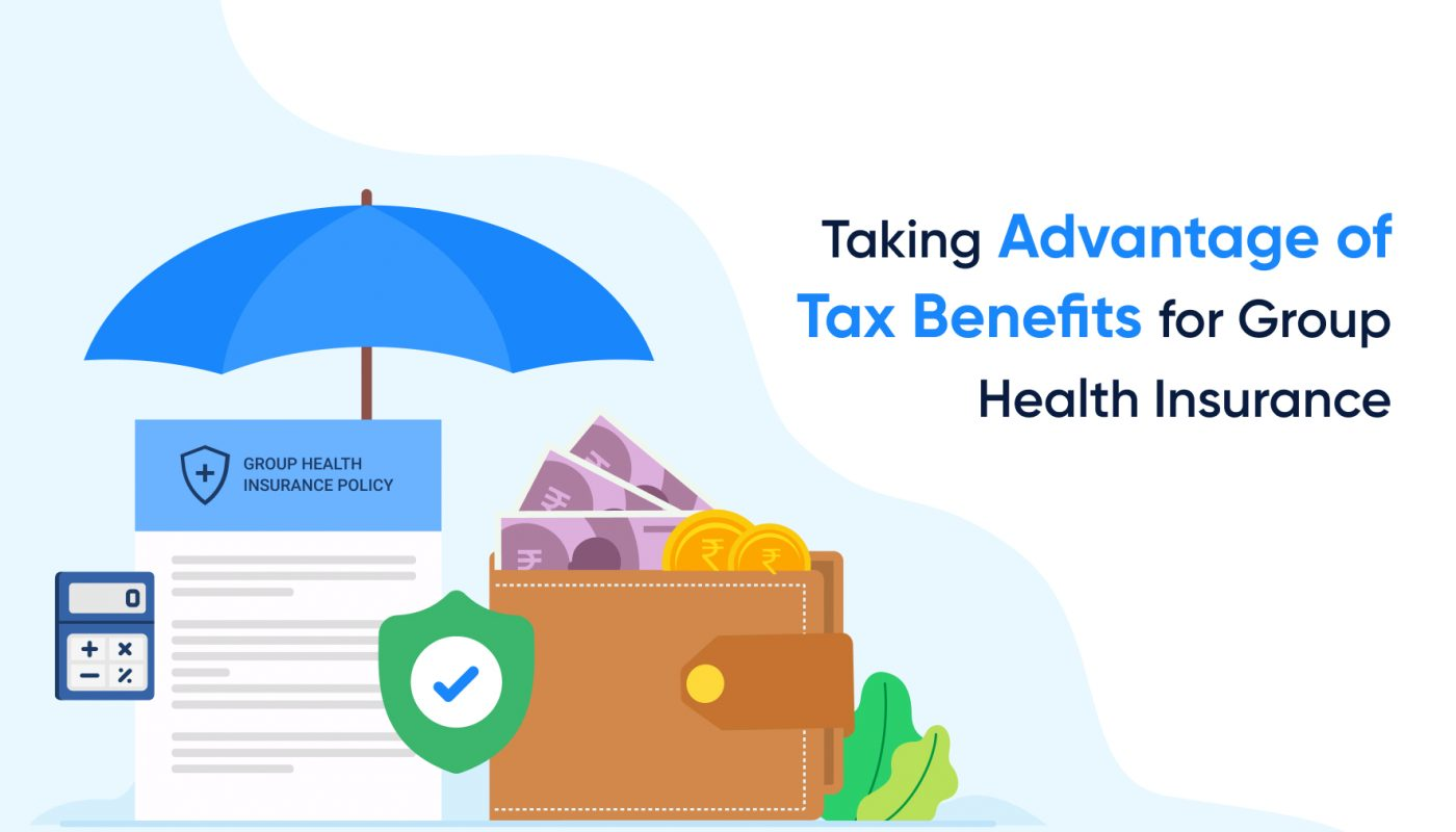 tax benefits of group health insurance