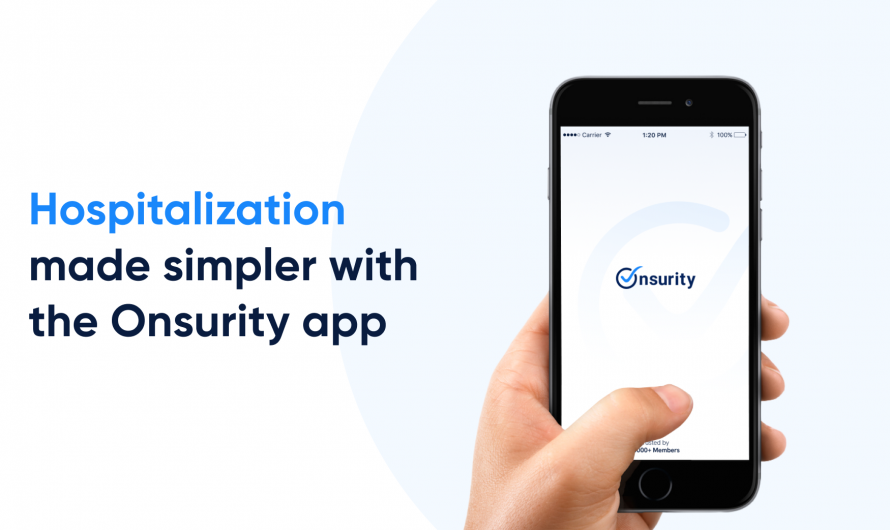 Ease Claims Process with Onsurity's Revolutionary App