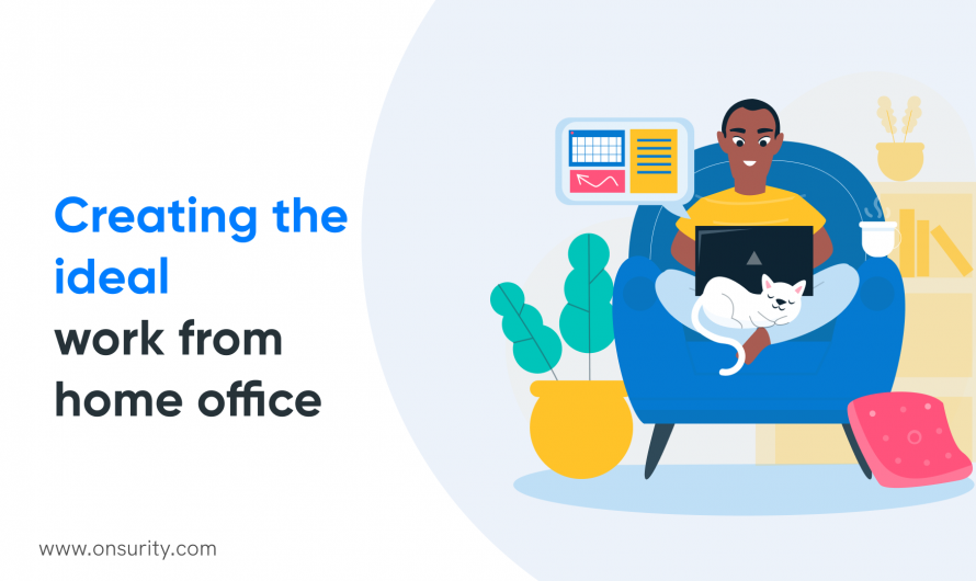 Create the Ideal Home Office With These 4 Simple Steps