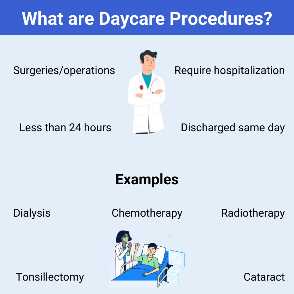 daycare procedures explained