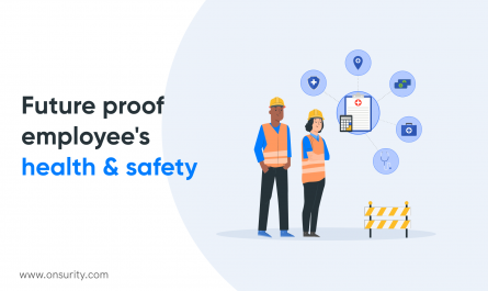 Company health and safety policy blog banner