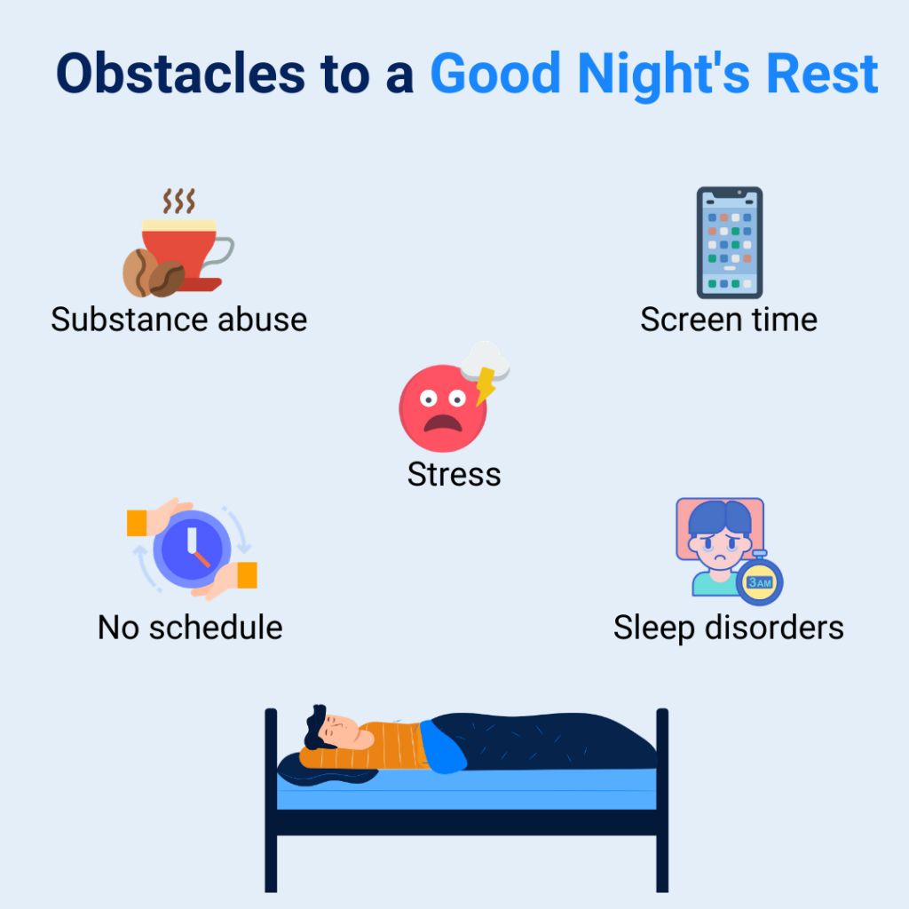 Importance of routine sleep