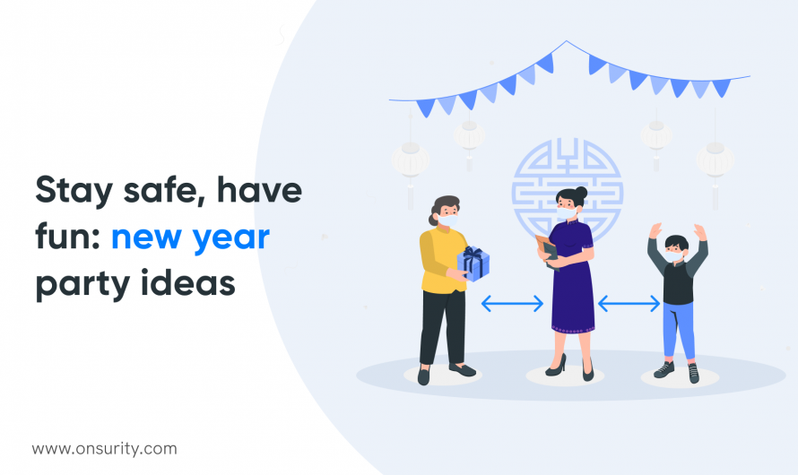 5 New Year Party Ideas for Teams to Ring in 2021