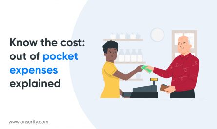 out of pocket costs blog banner