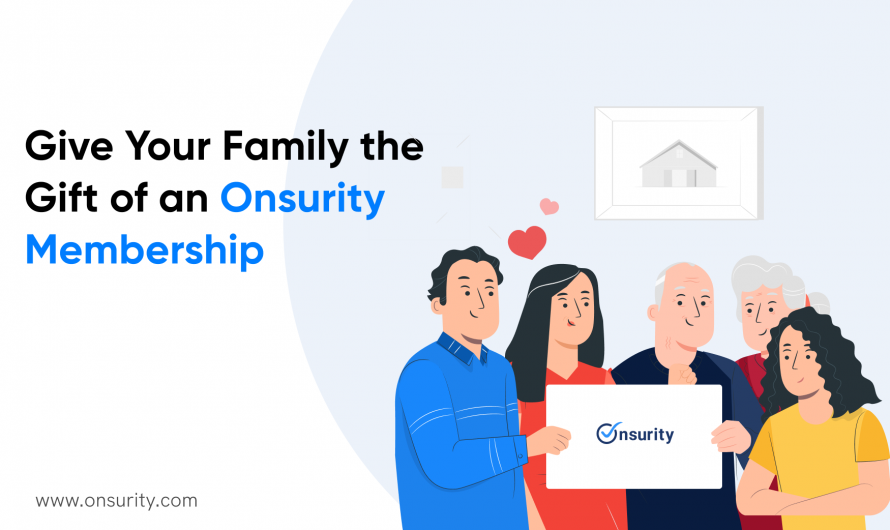 With Onsurity Plus, You Can Give Your Family the Gift of Healthcare