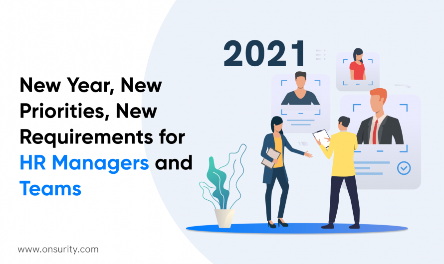 8 Important HR Manager Responsibilities and Priorities in 2021