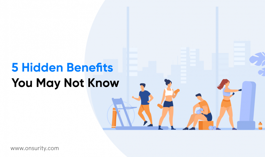 Here Are 5 Other Awesome Benefits of Working Out You Might Now Know
