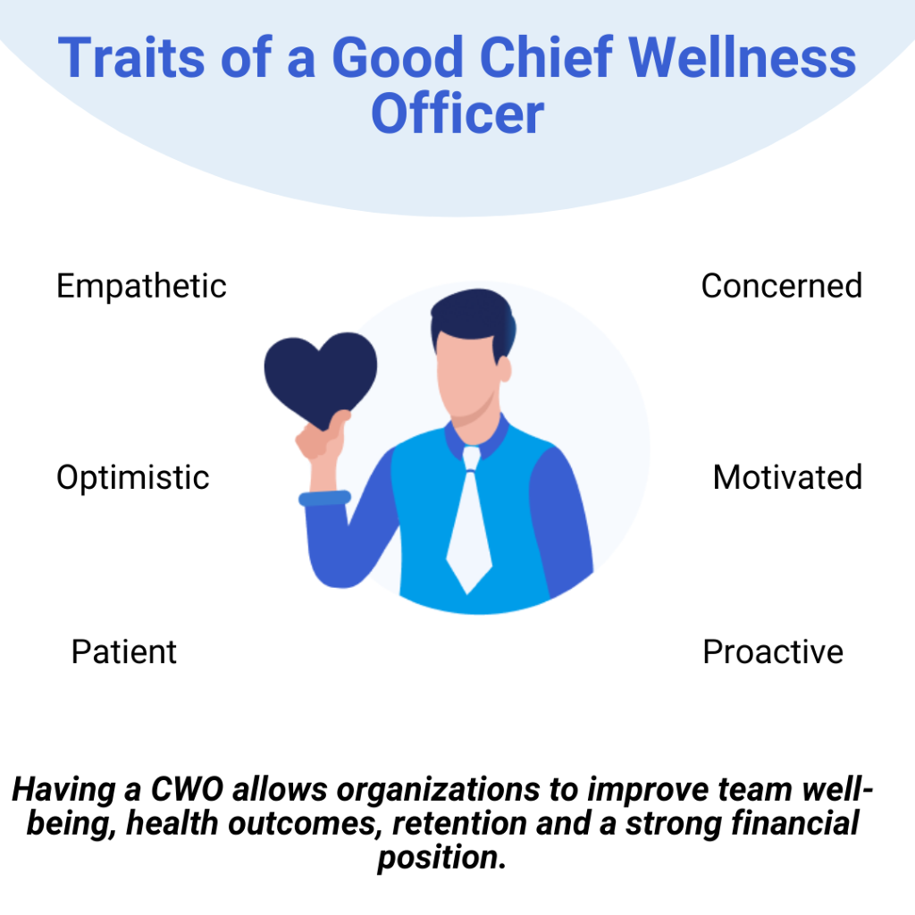 Traits of a Chief Wellness Officer