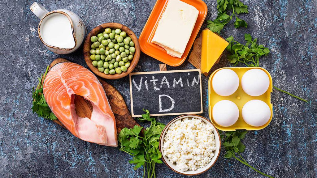 Vitamin D rich foods during pregnancy