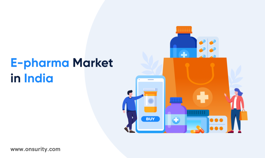 The E-pharma Market in India is Worth $360 Million. Here are 4 Reasons Why