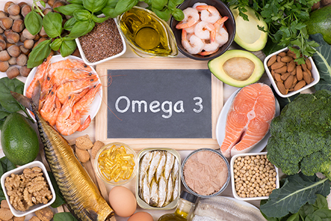 Omega 3 rich foods during pregnancy