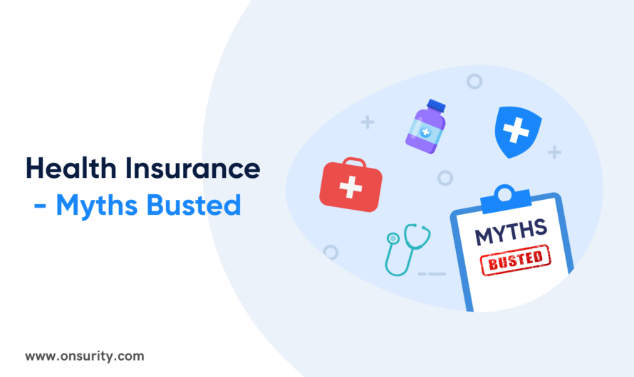 8 Popular Health Insurance Myths Debunked