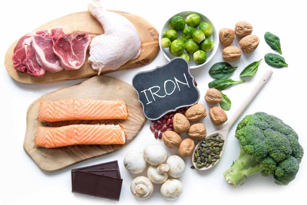 Iron rich foods during pregnancy