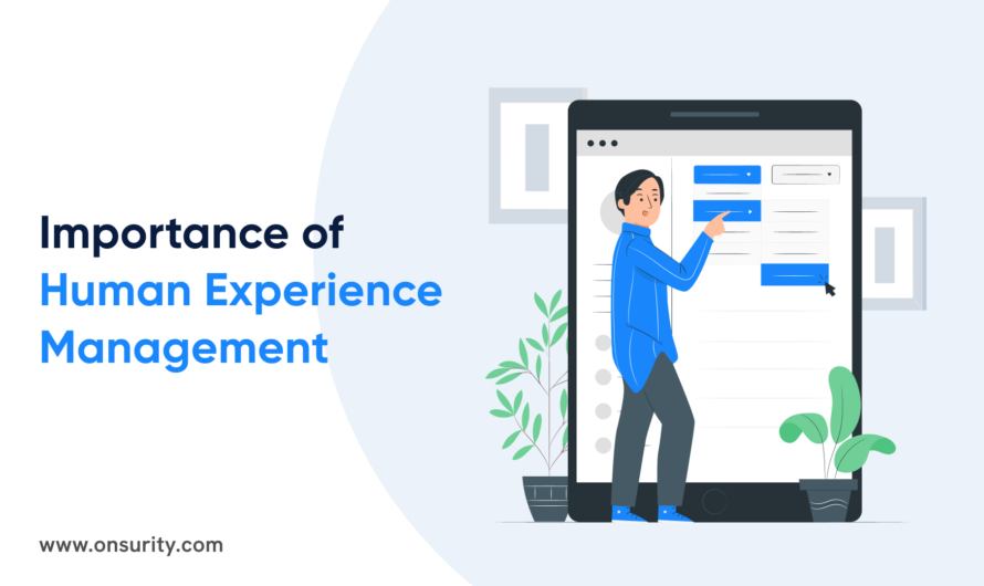 Achieve MoreWithHuman Experience Managementin Your Business