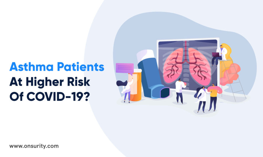 Asthma and COVID-19 Risk: Here is all what you need to know