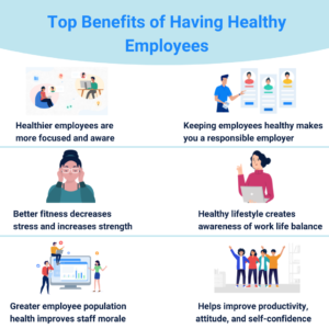 Encourage Employees to Stay Fit
