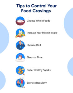 Ways to Control Food Cravings