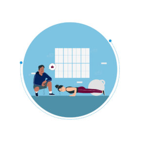 Fitness Tips While Working from Home