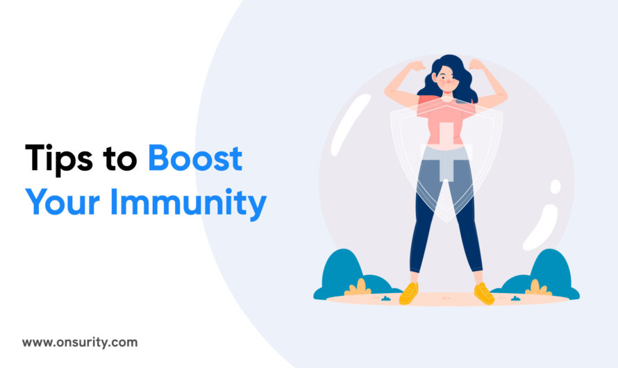 3Effective andNatural Ways to Boost Immunity
