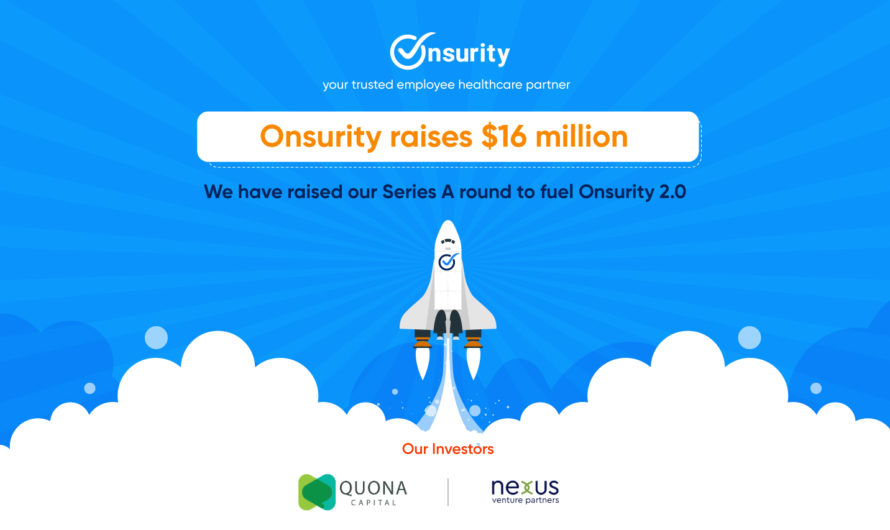 Onsurity: Funding, growth story, and thefuture outlook– A letter from founders' desk
