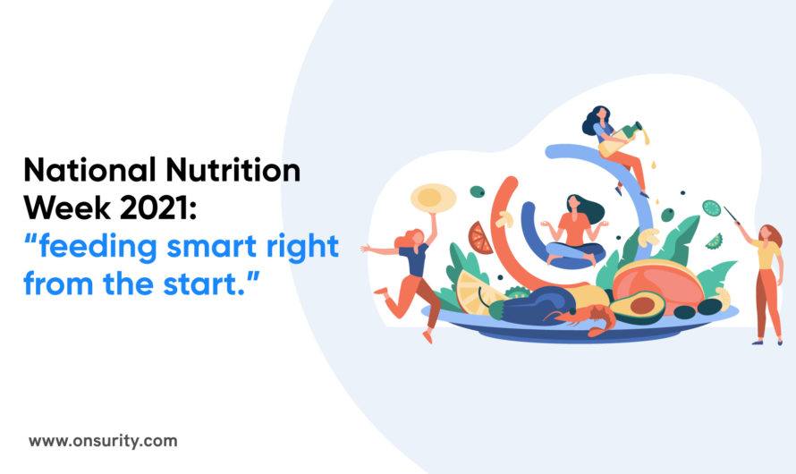 """National Nutrition Week 2021: """"feeding smart right from start"""""""