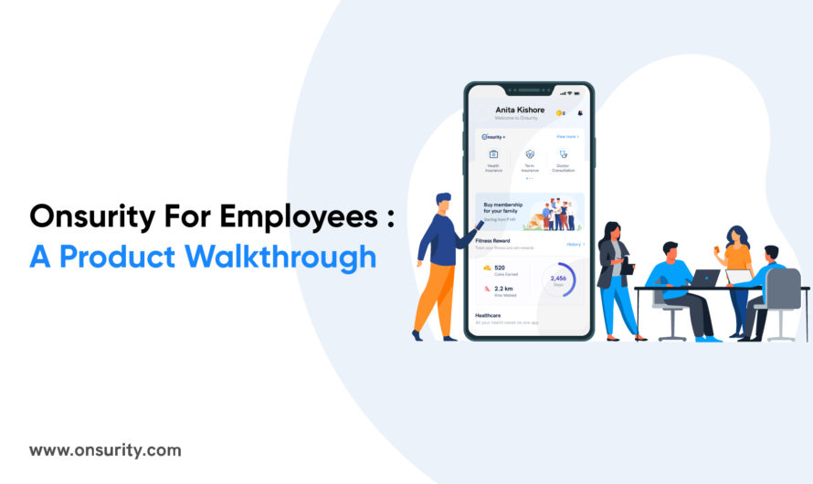 Onsurity For Employees – A Product Walkthrough