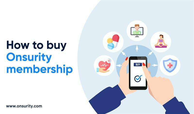 How to buy Onsurity healthcare membership for your team?