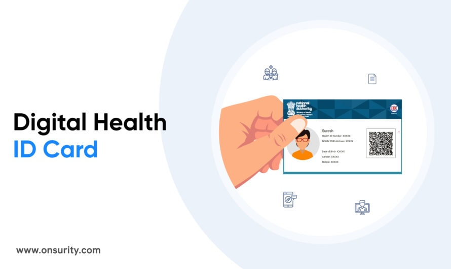 All About the Digital Health ID Cardfor Every Indian