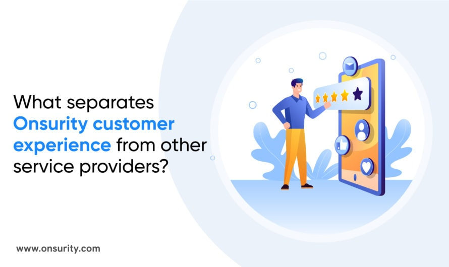 What separatesOnsurity customer experience from others?